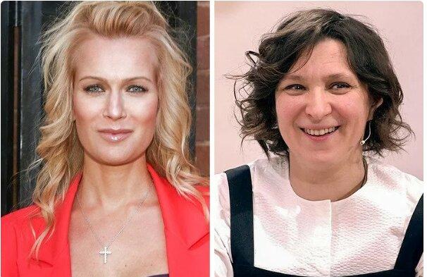 сравнение с актрисой по фото сначала